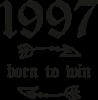1997 Born to win