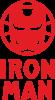 Iron man text