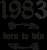 1983 Born to win
