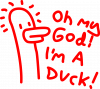 I'm a duck