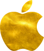 Apple Logo Голограмма