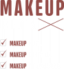Make Up Is Not A Mask