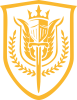 Call of Duty logo with shield