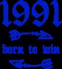 1991 Born to win