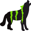 Monster Energy Wolf