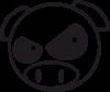 Злая свинка