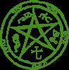 Оккультный символ Сверхъестественное