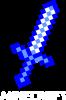 Меч Minecraft