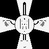 Меч, крила та герб