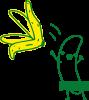 Голый банан