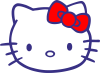 Hello Kitty logo