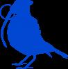 Птичка с гранатой