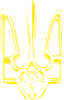 Герб України рваний