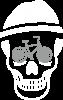 Череп велосипедиста