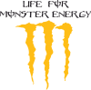 Life For Monster Energy