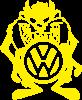Тасманский дьявол Volkswagen