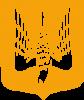 Герб України сокіл