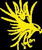 Сокіл та герб України
