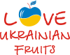 Love  Ukrainian fruits