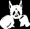 Собака в боксерських рукавичках
