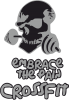 Embrace the pain. Crossfit