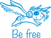 Be free unicorn