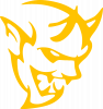 Dodge demon logo