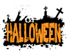 Cemetery and Halloween