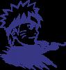 Naruto Uzumaki head