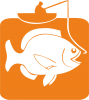 Риба на гачку
