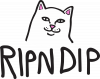 Ripndip and cat