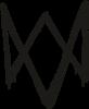 Graffiti Watch Dogs logo