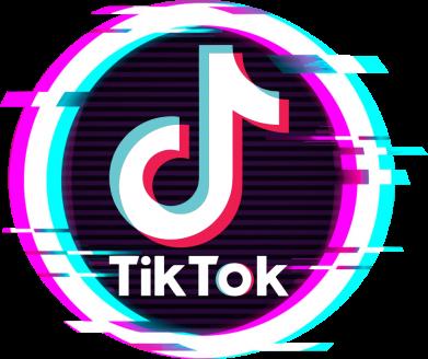 Принт Чоловіча футболка Tik tock glitch ring, Фото № 1 - FatLine