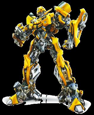 Принт Футболка Bumblebee - FatLine