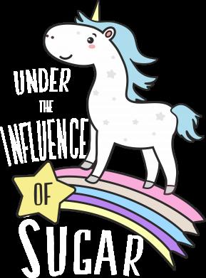 Принт Жіноча футболка Unicorn are real, Фото № 1 - FatLine