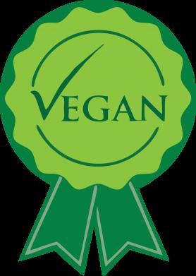 Принт Женская футболка с V-образным вырезом Vegan - FatLine