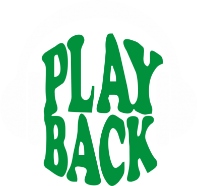 Принт Снепбек Play Back - FatLine