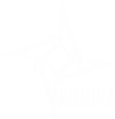 Принт Толстовка Metallica Logotype - FatLine