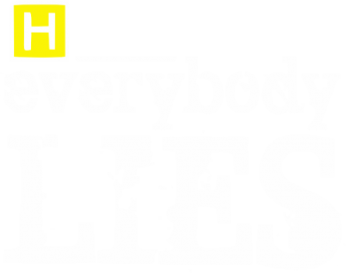 Принт Толстовка Everybody LIES House - FatLine