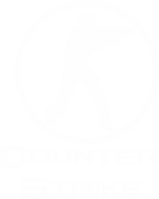 Принт Футболка Поло Counter Strike - FatLine