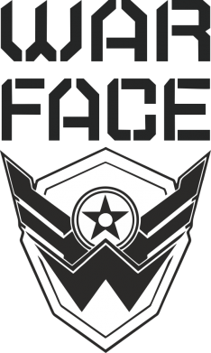 Принт Жіноча футболка Напис Warface, Фото № 1 - FatLine
