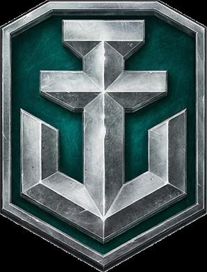 Принт Кепка World of Warships Main Logo, Фото № 1 - FatLine