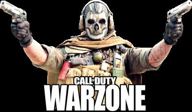Принт Женская футболка Call Of Duty Warzone, Фото № 1 - FatLine