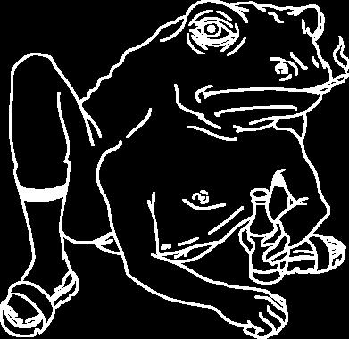 Принт Чоловіча футболка Toad with human hands, Фото № 1 - FatLine