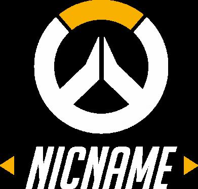 Принт Кепка Your Nickname Overwatch, Фото № 1 - FatLine
