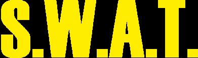 Принт Женская футболка с V-образным вырезом S.W.A.T. - FatLine
