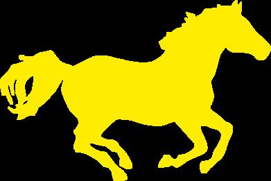 Принт Чоловічі труси Конячка - FatLine