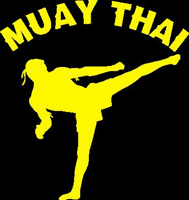 Принт Muay Thai - FatLine