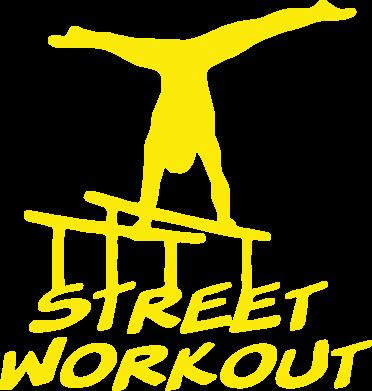 Принт Штаны Street workout - FatLine