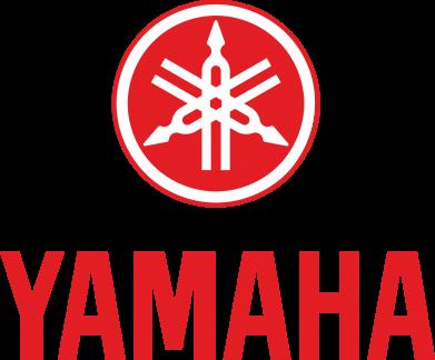 Принт Кепка-тракер Yamaha Logo(R+W) - FatLine